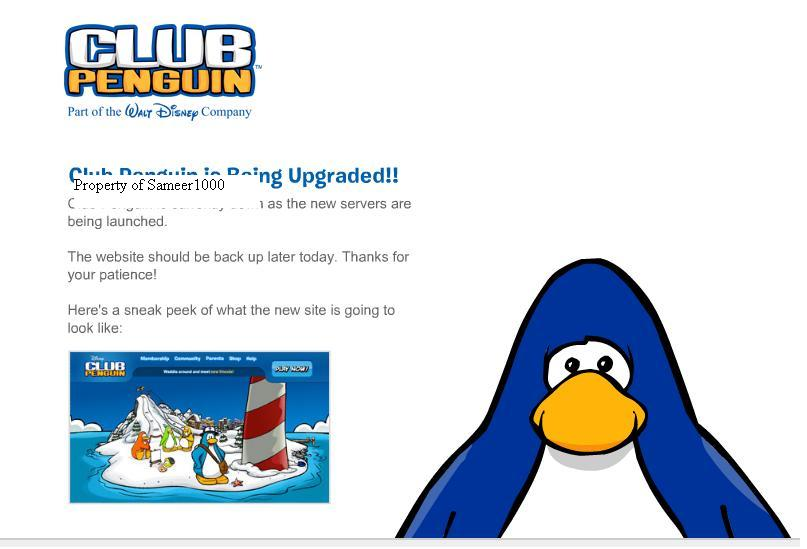 here is a pic of the old cp website for rememberance :D